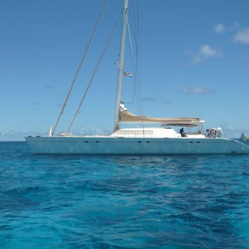 Lonestar Catamaran Luxury Seychelles