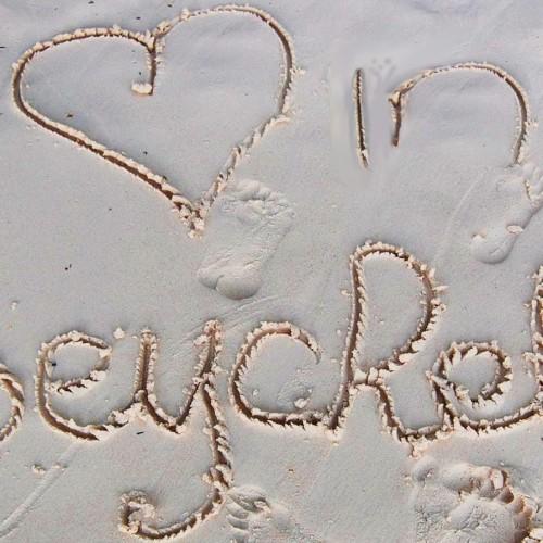 Love in Seychelles