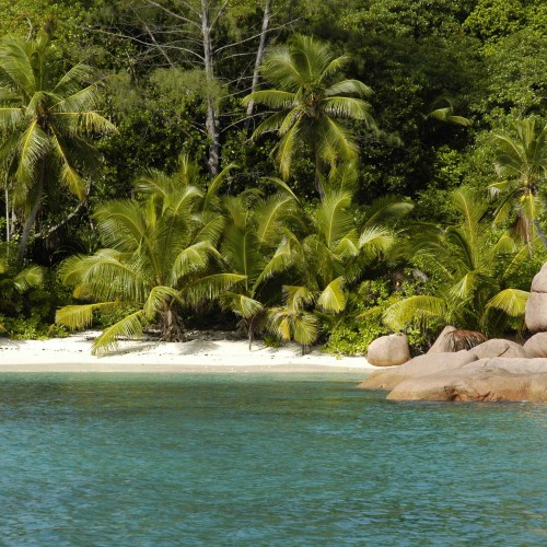Seychelles Praslin Beaches
