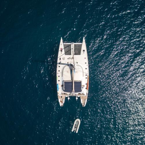 Lonestar Catamaran Indonesia