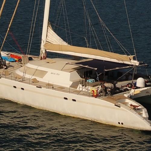 Maxi Catamaran Lonestar